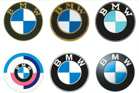 korzenie znaczka BMW