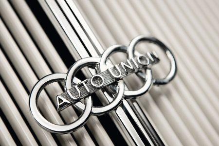 Znaczek Audi