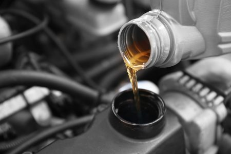 olej do silnika diesla
