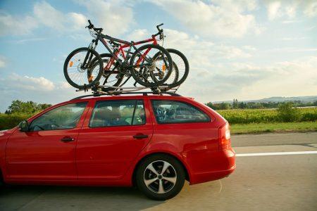 Rodzaje bagażników rowerowych