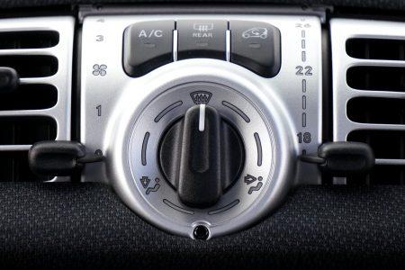 Nabijanie klimatyzacji samochodowej